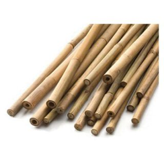 BAMBOO 4FT (08-10MM, HEIGHT: 120CM)