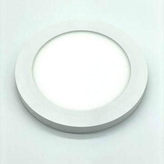 "HM04 12W 3K 6"" LED SLIM PANEL LIGHT"